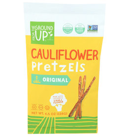 FROM THE GROUND UP™ From The Ground Up Cauliflower Pretzels