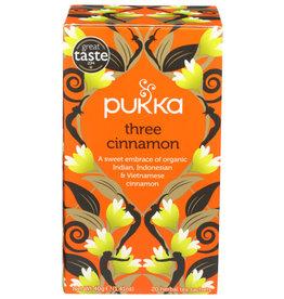 PUKKA Pukka Three Cinnamon