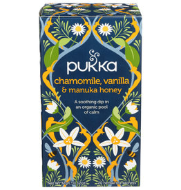 PUKKA Pukka Chamomile, Vanilla & Manuka Honey