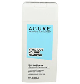 ACURE SHAMPOO VLM PEPPERMINT 12 FO