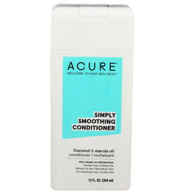 ACURE ACURE SIMPLY SMOOTHING CONDITIONER, COCONUT, 12 FL. OZ.