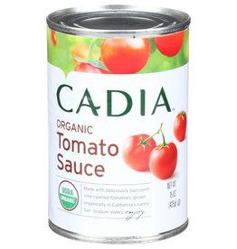 CADIA CADIA ORGANIC TOMATO SAUCE, 15 OZ.