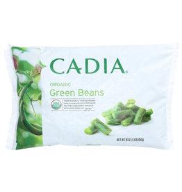 CADIA CADIA ORGANIC GREEN BEANS, 16 OZ.