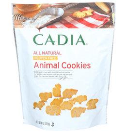 CADIA CADIA ALL NATURAL ANIMAL COOKIES, 8 OZ.