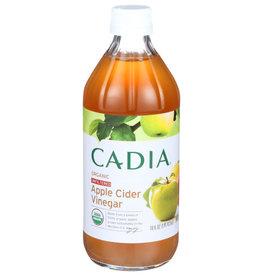 CADIA CADIA ORGANIC UNFILTERED APPLE CIDER VINEGAR, 16 FL. OZ.