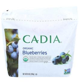 CADIA CADIA ORGANIC BLUEBERRIES, 10 OZ.