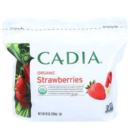CADIA CADIA ORGANIC STRAWBERRIES, 10 OZ.