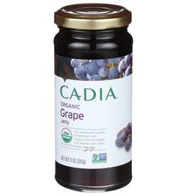 CADIA CADIA ORGANIC GRAPE JELLY, 11 OZ.