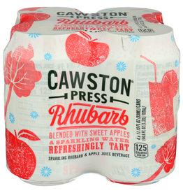 CAWSTON PRESS® Cawston Press Sparkle Apl Rhbrb 4pk
