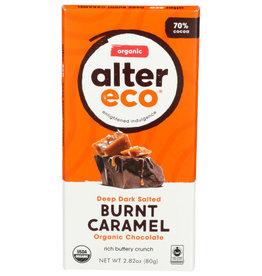 ALTER ECO® ALTER ECO DARK BURNT CARAMEL ORGANIC CHOCOLATE BAR, 2.82 OZ.