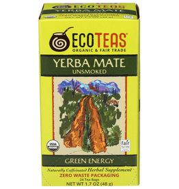 ECOTEAS® Yerbe Mate tea bags OR 24 ct