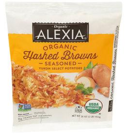ALEXIA® ALEXIA HASHED BROWNS, SEASONED, 16 OZ.