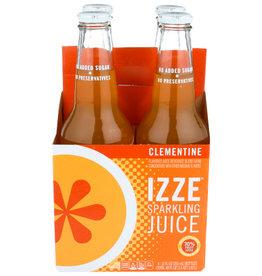 IZZE® IZZE SPARKLING CLEMENTINE JUICE, 4 COUNT