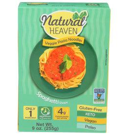 NATURAL HEAVEN Nature Heaven Veggie Pasta Noodles Spaghetti Shape 9 oz