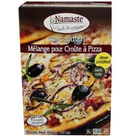 NAMASTE FOODS NAMASTE FOODS, BAKING MIX, PIZZA CRUST MIX, 16 OZ.