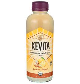 KEVITA® KEVITA DRINK, LEMON GINGER, 15.2 FL. OZ.