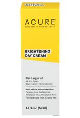 ACURE ACURE BRILLIANTLY BRIGHTENING DAY CREAM, COQ10 & ARGAN OIL, 50 ML.