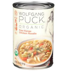 WOLFGANG PUCK® WOLFGANG PUCK FREE RANGE CHICKEN NOODLE SOUP, 14.5 OZ.