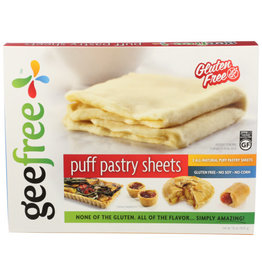 GEEFREE® GEEFREE PUFF PASTRY SHEETS, 18 OZ.