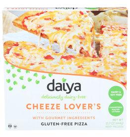 DAIYA DAIYA FROZEN PIZZA, CHEEZE LOVER'S, 15.7 OZ.