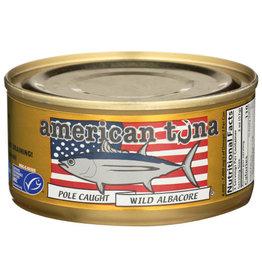 AMERICAN TUNA American Tuna, Wild Albacore,Salt
