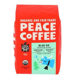 PEACE COFFEE Peace Coffee Blue Ox Whole Bean