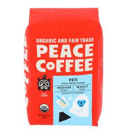 PEACE COFFEE Peace Coffee Yeti Whole Bean