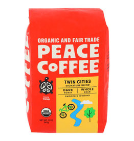 PEACE COFFEE Peace Coffee Twin Cities Whole Bean