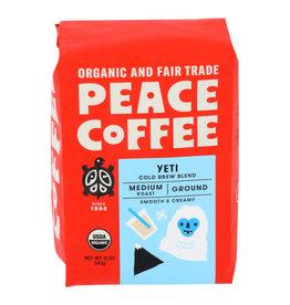 PEACE COFFEE Peace Coffee Yeti Ground