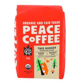 PEACE COFFEE Peace Coffee Tree Hugger Whole Bean