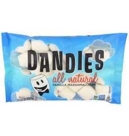 DANDIES DANDIES MARSHMALLOWS, VANILLA, 10 OZ.
