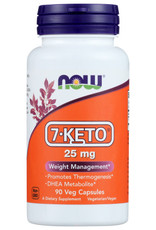 NOW FOODS NOW FOODS 7-KETO-DHEA DIETARY SUPPLEMENT, 90 CAPSULES