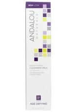 ANDALOU NATURALS ANDALOU NATURALS APRICOT PROBIOTIC CLEANSING MILK, 6 OZ.