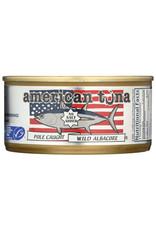 AMERICAN TUNA American Tuna, Wild Albacore, No Salt