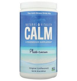 NATURAL VITALITY VITAMIN CALM + CALCIUM 16 OZ