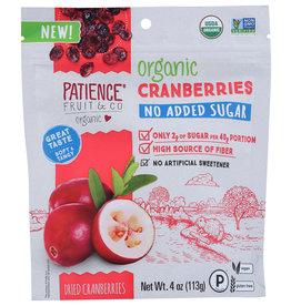 Patience OG Cranberries