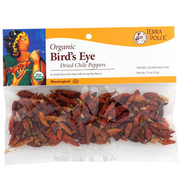 Terra Dolce Birds Eye Dried Chile Peppers
