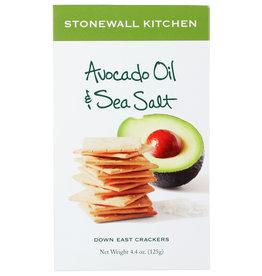 Stonewall Kitchen Avocado Oil & Sea Salt Crackers