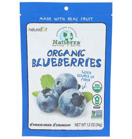 NATIERRA Natierra Organic Blueberries 1.2 oz