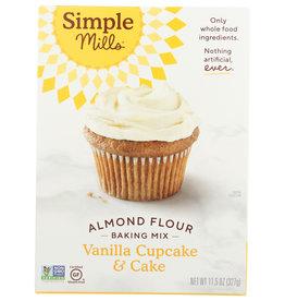 SIMPLE MILLS MIX CAKE VANILLA 11.54 OZ