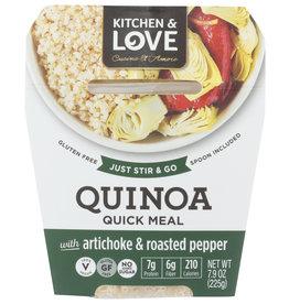 CUCINA & AMORE QUINOA MEAL ARTCHK & RDST 7.9 OZ