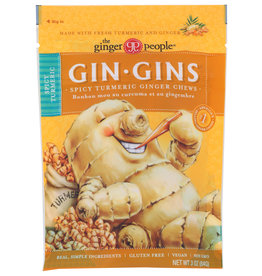 The Ginger People Gin Gin Spice Turmeric