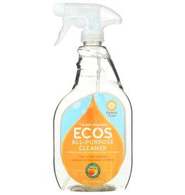 Earth Friendly CLEANER ALL PRPS ORANGE 22 OZ