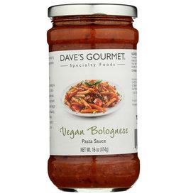 Daves Gourmet Sauce Pasta Bolognese