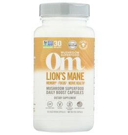 OM Super food Lions Mane 90Vegcaps