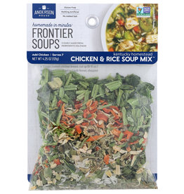 Frontier Soups Chicken & Rice Soup