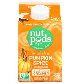 Nut Pod Pumpkin Spice