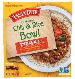 TASTY BITE CHILI & RICE BOWL