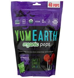YUMMYEARTH LOLLI POP FRUIT HALLOWEEN
