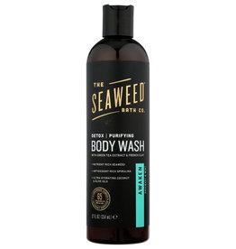 SEAWEED BATH COMPANY DETOX WASH BODY PRFY AWAKEN 12 OZ